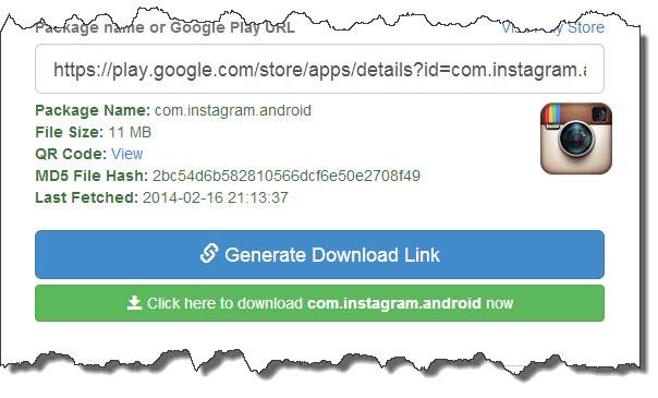 آموزش دانلود از گوگل پلی با استفاده از سرویس سایت Apk downloader