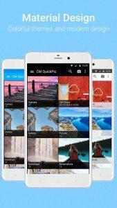 دانلود Quickpic بهترین گالری تصاویر اندروید