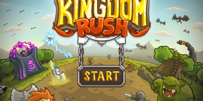 Kingdom Rush Tower Def Game For Android