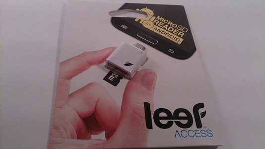 Leef-Access-MicroSD-Card-Reader