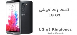 LG G3 Ringtones