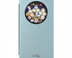 Puppy Pop for LG G3s QuickCircle case