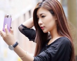 sony selfie phone