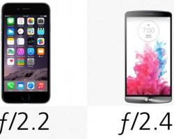 مقایسه دوربین