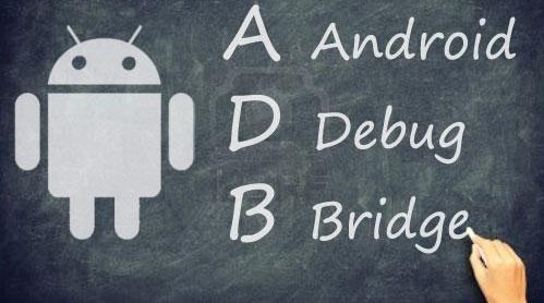 ADB-Android-Debug-Bridge