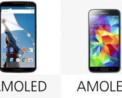 نوع صفحه نمایش