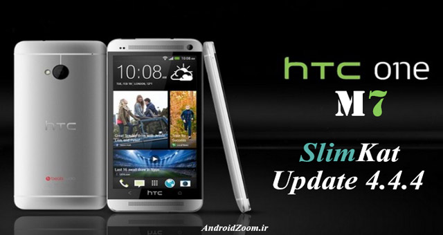 htc one m7 slimkat