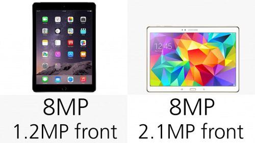 مقایسه دوربین ها