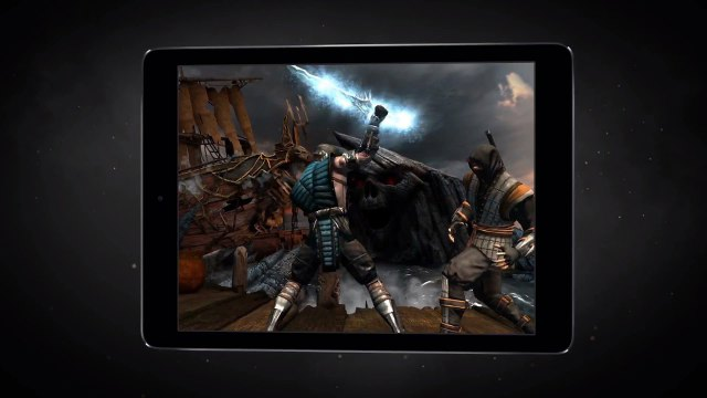 Mortal Kombat X Android