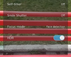 فعالسازی HDR