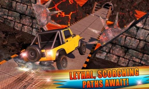 بازی سرعت ماشین فرار Speed car escape ۳D | همراه دانلود بازی