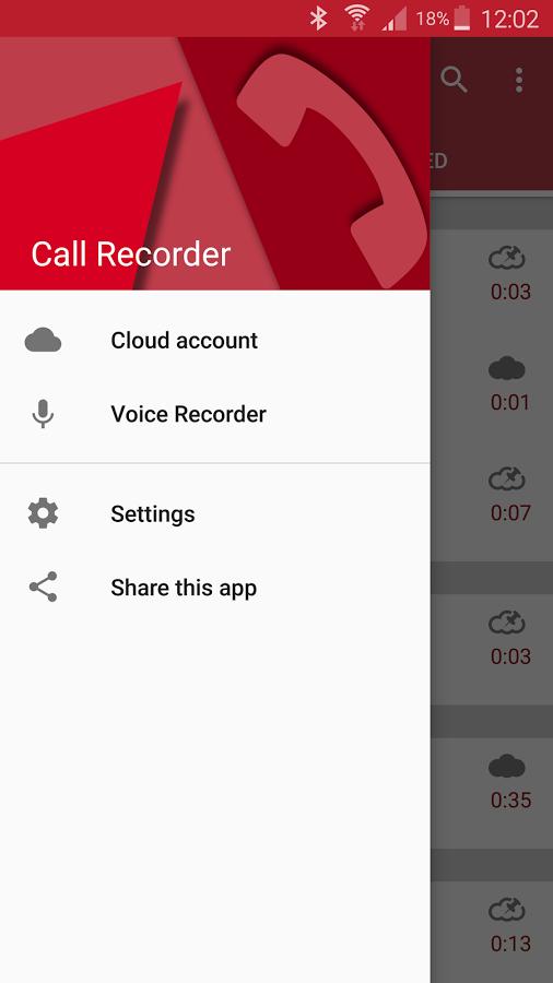 اپلیکیشن صبط تماس