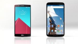 LG G4 VS NEXUS 6 - WWW.AndroidZoom (2)