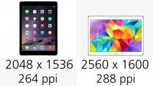 Samsung Tab S 10.5 VS Apple Air Pad 2 - WWW.AndroidZoom (10)