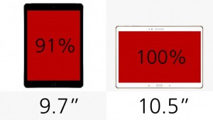 Samsung Tab S 10.5 VS Apple Air Pad 2 - WWW.AndroidZoom (11)