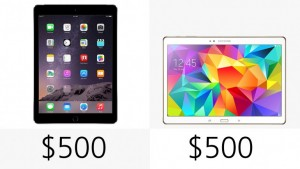 Samsung Tab S 10.5 VS Apple Air Pad 2 - WWW.AndroidZoom (15)
