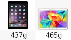 Samsung Tab S 10.5 VS Apple Air Pad 2 - WWW.AndroidZoom (19)