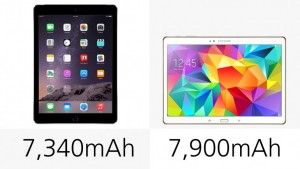 Samsung Tab S 10.5 VS Apple Air Pad 2 - WWW.AndroidZoom (4)