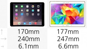 Samsung Tab S 10.5 VS Apple Air Pad 2 - WWW.AndroidZoom (9)