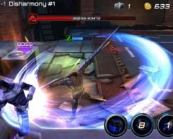 محیط بازی MARVEL Future Fight اندروید