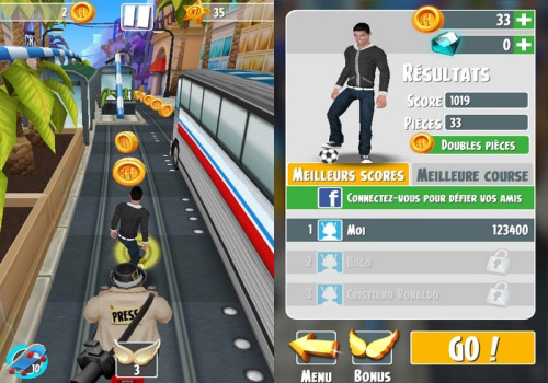 Ronaldo and Hugo Superstars skaters