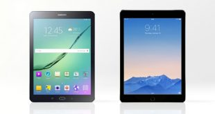 tab s2 and ipad air2