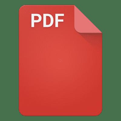 برنامه Google PDF viewer اندروید
