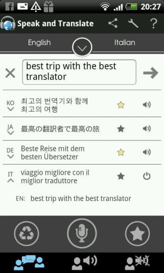 Translator Speak and Translate Pro
