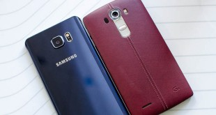 LG G4 and Galaxy Note 5