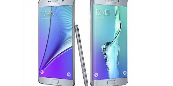 note 5 and s6 edge plus