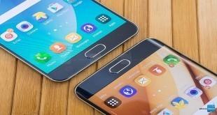 Galaxy Note 5 و +Samsung Galaxy S6 edge