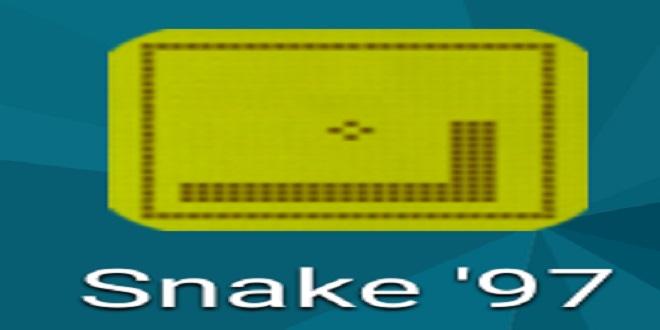 Snake '97 - بازی نوستالژیک و کلاسیک اسنیک
