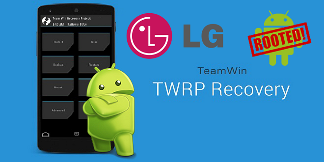 Root LG TWRP Recovery