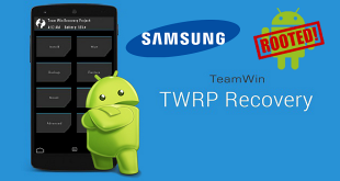 Root Samsung TWRP Recovery