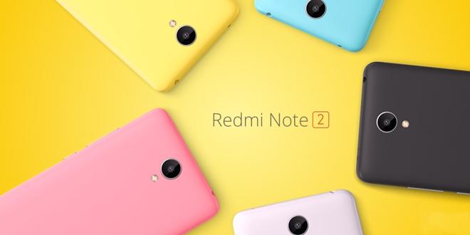 Redmi Note 2 Pro