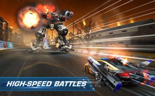 Infinite Racer