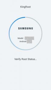 Checking Root Status