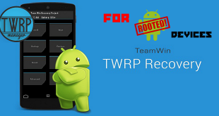 Flash TWRP By Phone Self