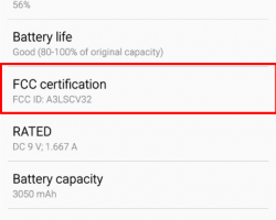 Galaxy A8 (2016) specs and performance test leak
