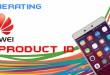 Generating Huawei Product ID