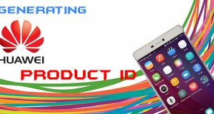 Generating Huawei Product ID