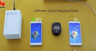 Huawei Unveil New Super Fast Charging Battery Technology