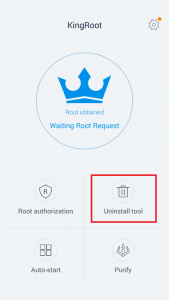 King Root Unistall Tool