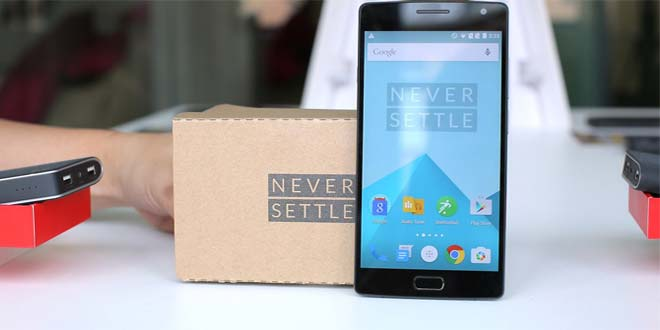 7 simple battery tips for the OnePlus 2
