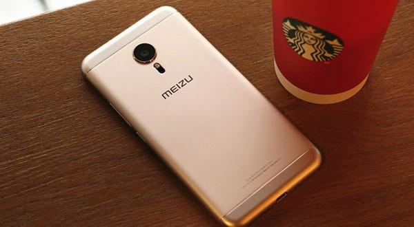 Meizu PRO 5 Gold Edition