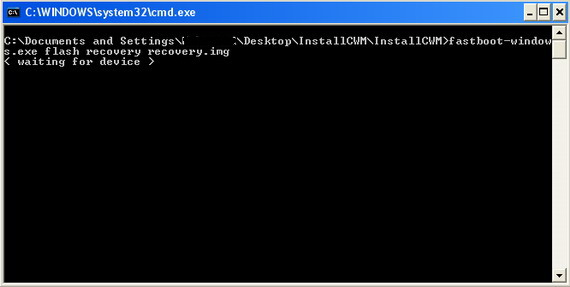 install twrp
