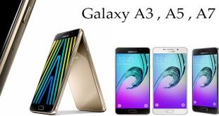 galaxy a3 a5 a7 2016
