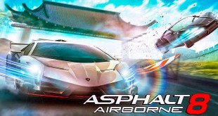 Asphalt 8 Airbone
