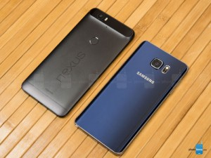 Nexus 6P vs Samsung Galaxy Note5