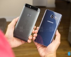 Nexus 6P vs Galaxy Note 5